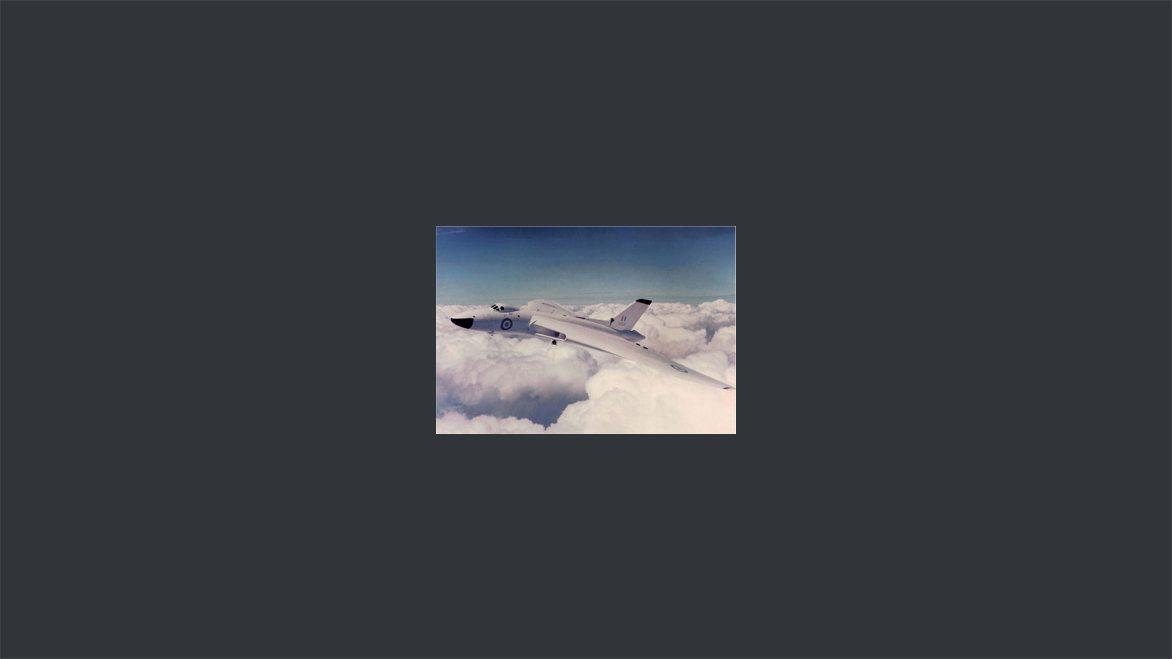 plane grey